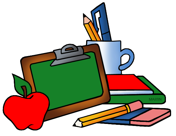 School Supplies + PTO Fundraiser.