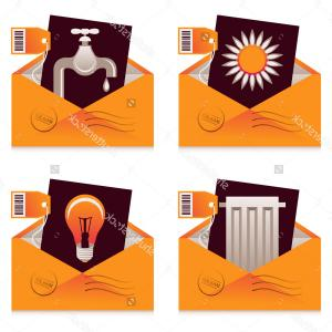 Top Stock Vector Hvac Icons Heating Ventilating And Air.
