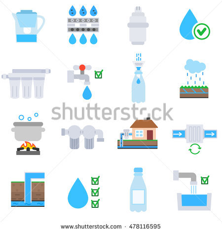 Water Treatment Stock Images, Royalty.