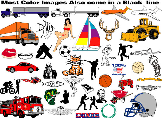 Collection Clipart.