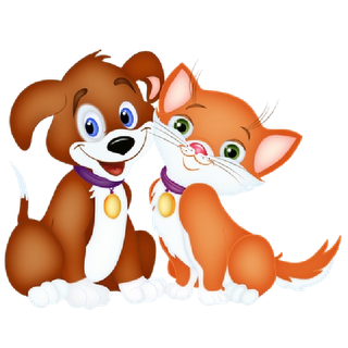 Provides Multiple Collection of Clipart Pictures Of Cats And Dogs.