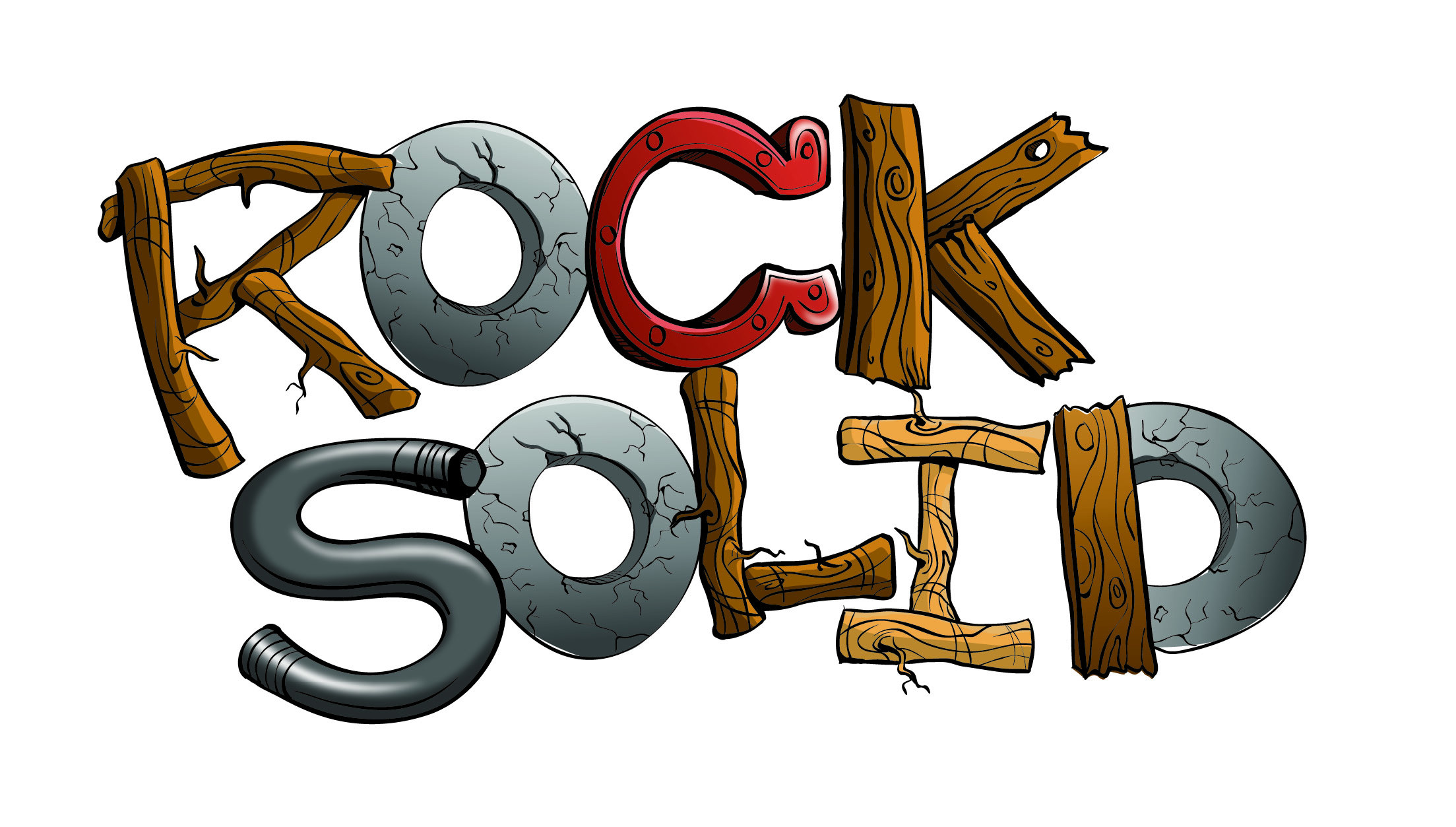Rocks And Minerals Clipart.