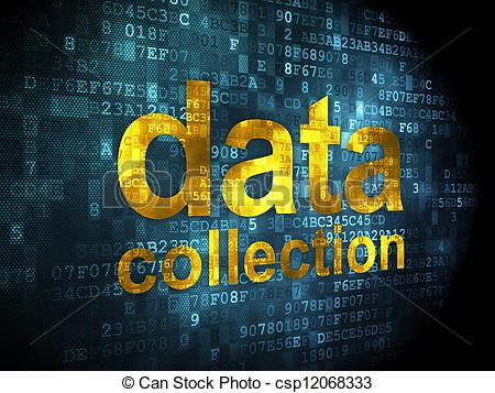 Information Collection Clipart.
