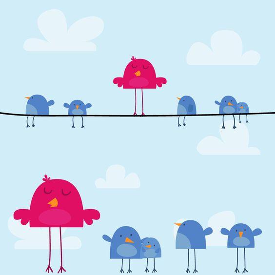 The Odd Bird.