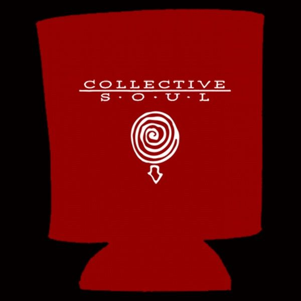 Collective Soul Logo Can Koozie.