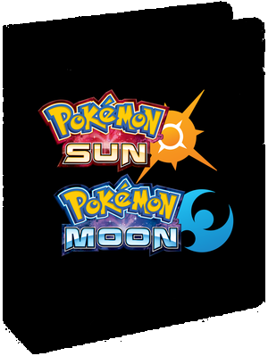 Sun & Moon Collectors Album.