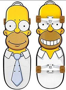 Homer Simpson Skateboard Deck.