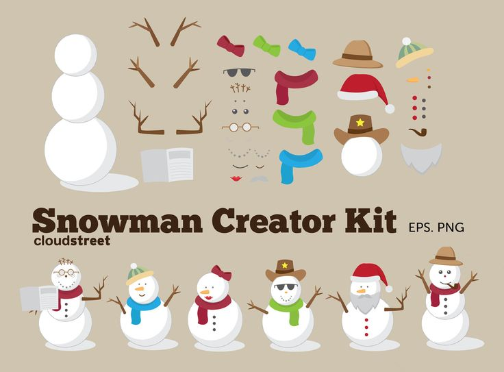 1000+ ideas about Snowman Clipart on Pinterest.