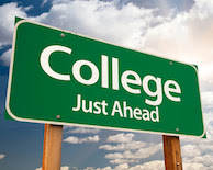 College Admissions Application Clip Art.