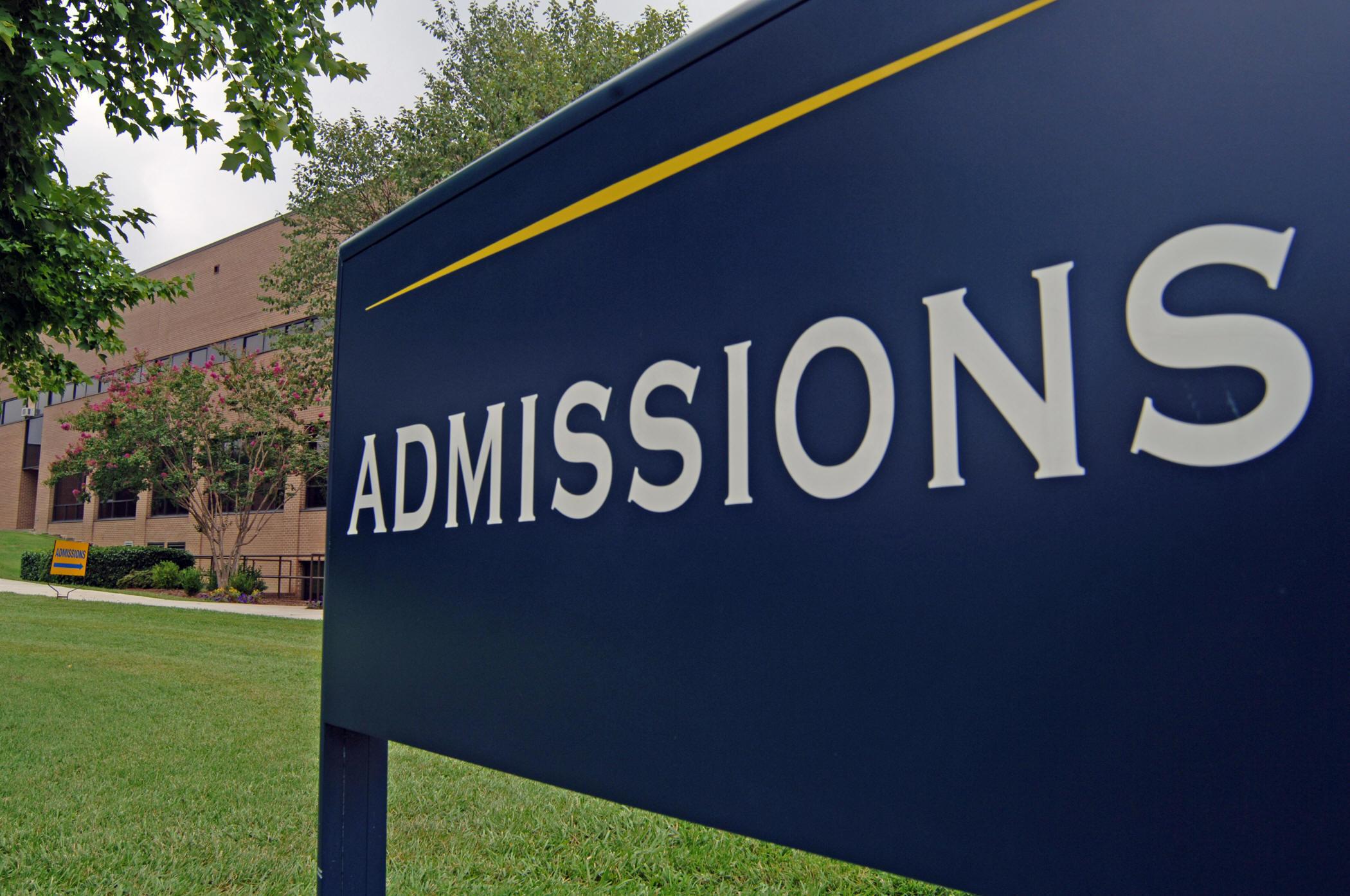 MBA Admissions.