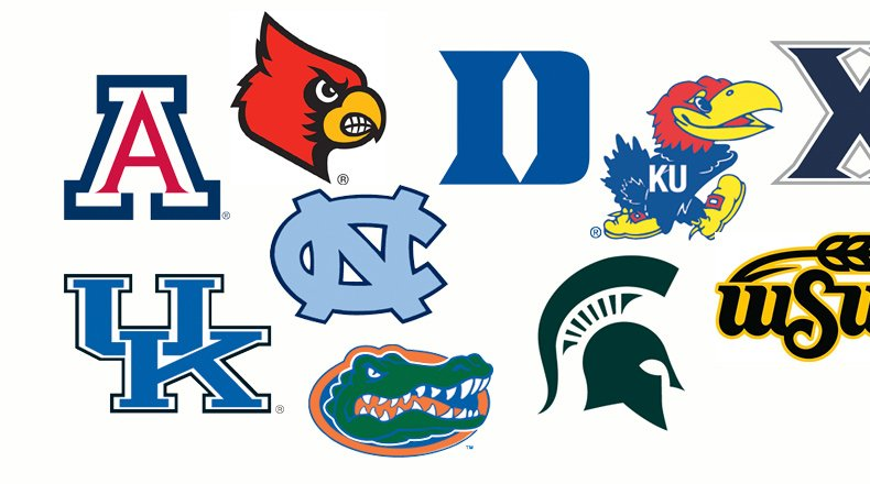 Early College Basketball Top 25 for 2017.