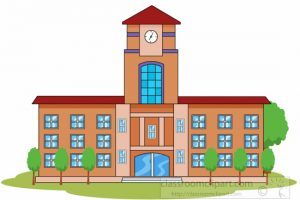 School Or College Building Big Clipart » Clipart Station.