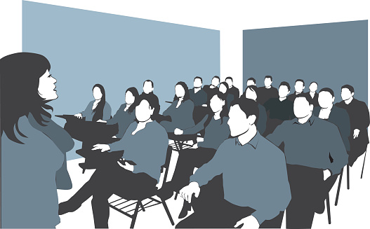 Lecture Class Clipart & Free Clip Art Images #28843.