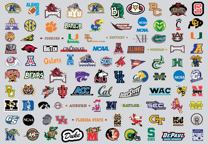 college logos clip art.