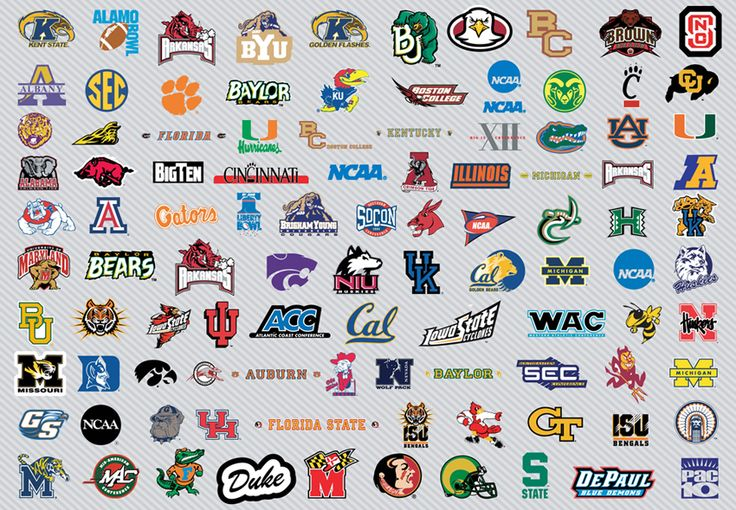 College logo clipart.
