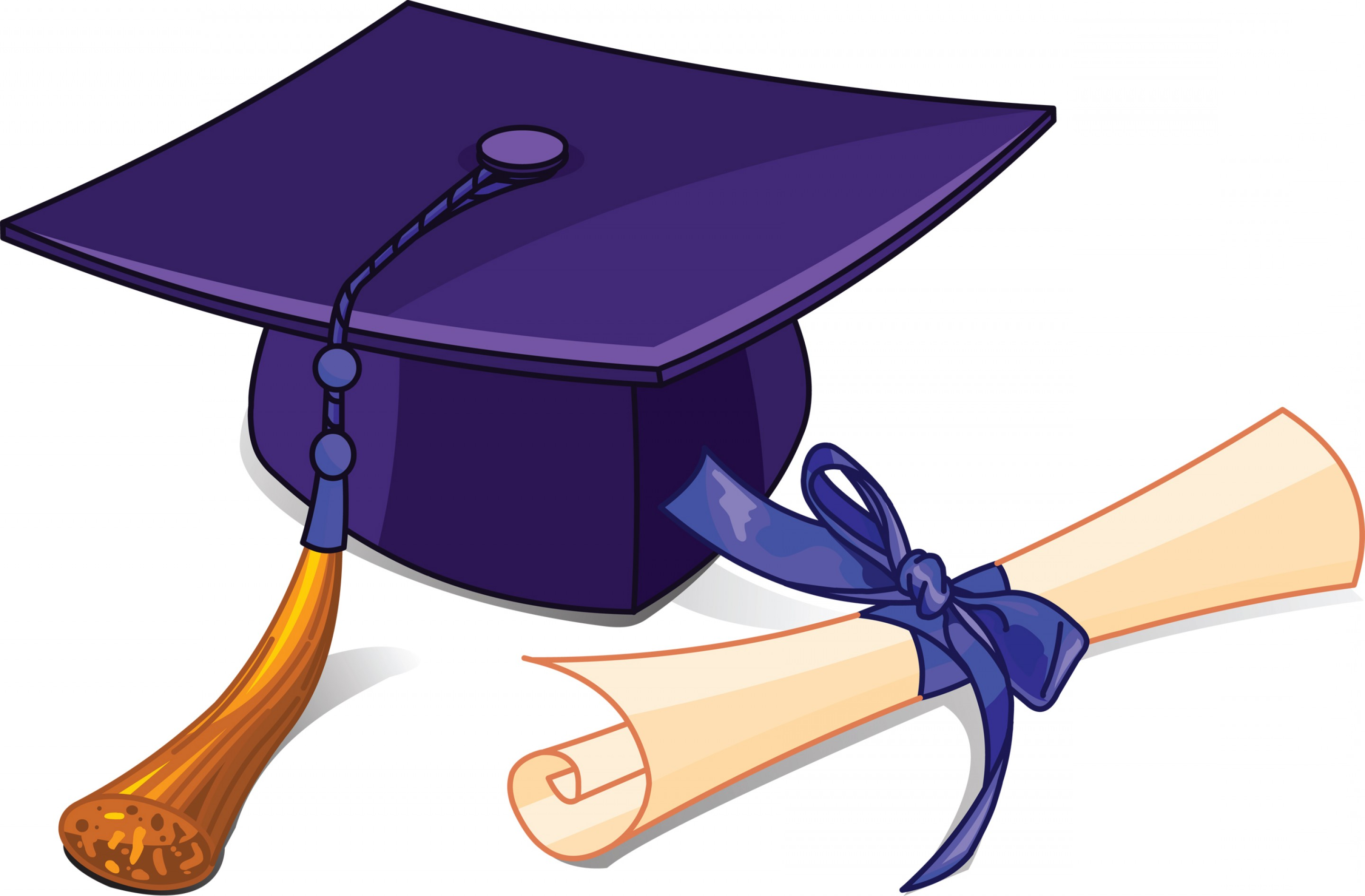College diploma clipart 5 » Clipart Station.