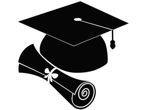 College diploma clipart 3 » Clipart Station.