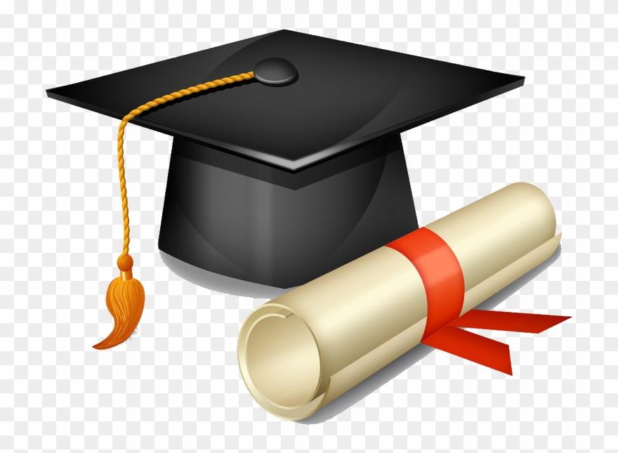 Diploma Clipart Graduation Certificate.