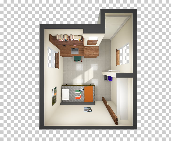 Dormitory Room House College Floor plan, dorm? PNG clipart.