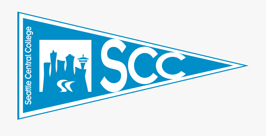 Seattle Central College Flag #637116.