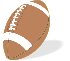 College Football Clipart.