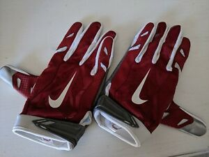 Details about Nike Alabama College Football Playoff Skill Gloves XXXL.