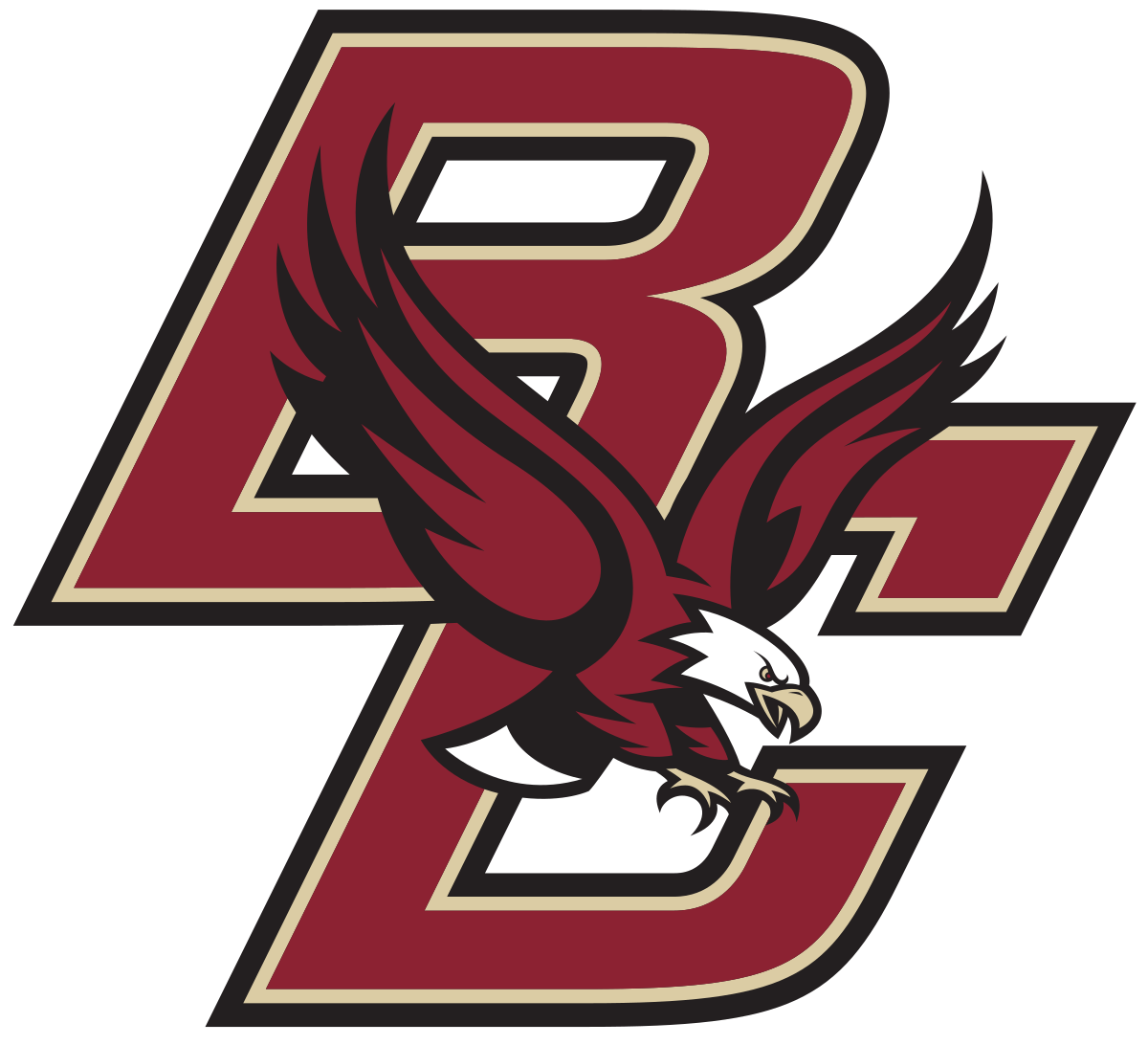 Boston College Eagles.