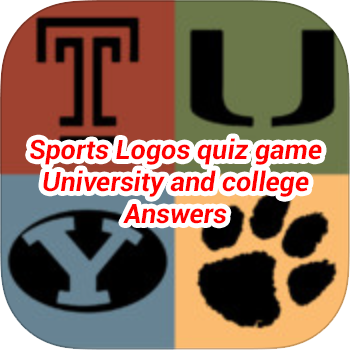 Sports Logos Quiz Game University Answers.