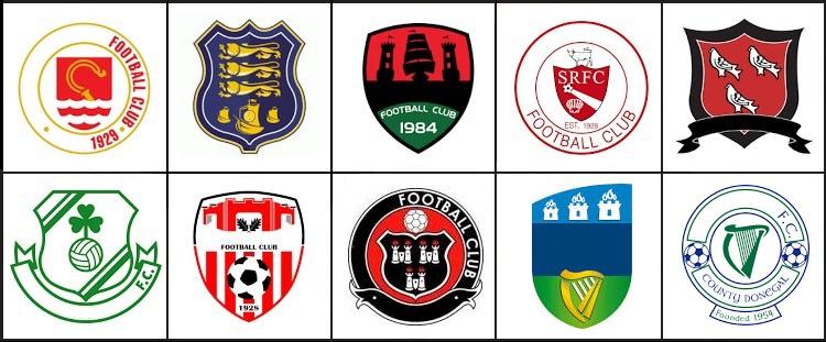 Click the League of Ireland Logos Quiz.