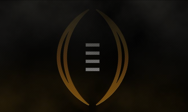 College Football Playoff Logo..