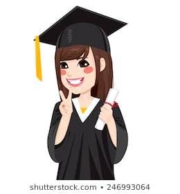 Female college graduate clipart 3 » Clipart Portal.