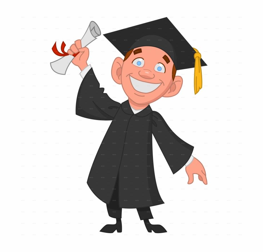 College Graduation Clipart.