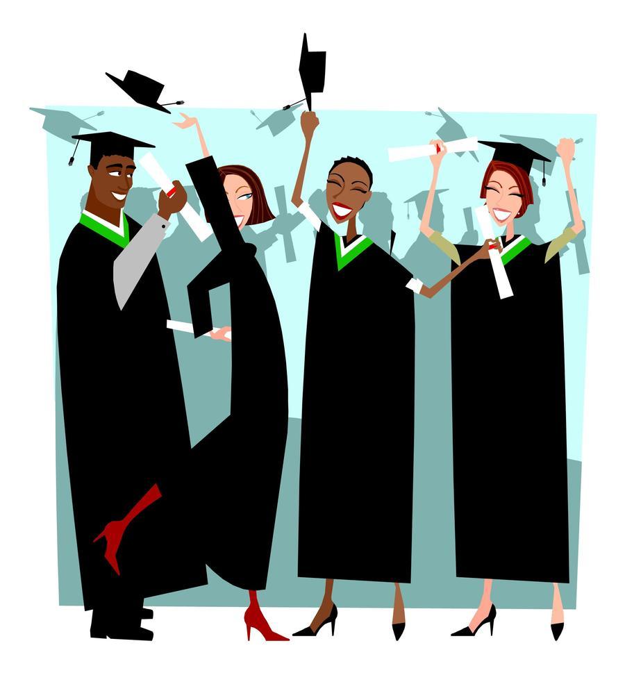 Download college graduation clipart Clip art Graduation ceremony.