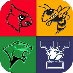 College Sports Logo Quiz ~ Learn the Mascots of National.