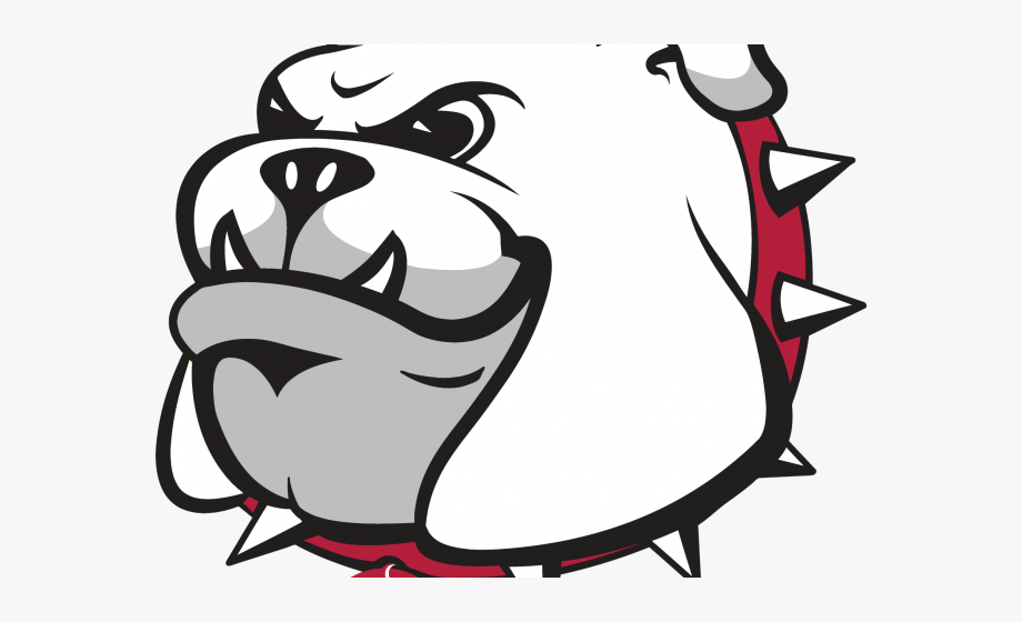 Drawn Bulldog College Mascot Clipart , Png Download.