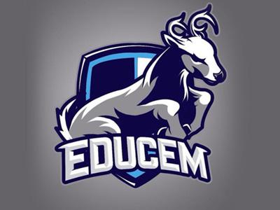 College Mascot / Deer.