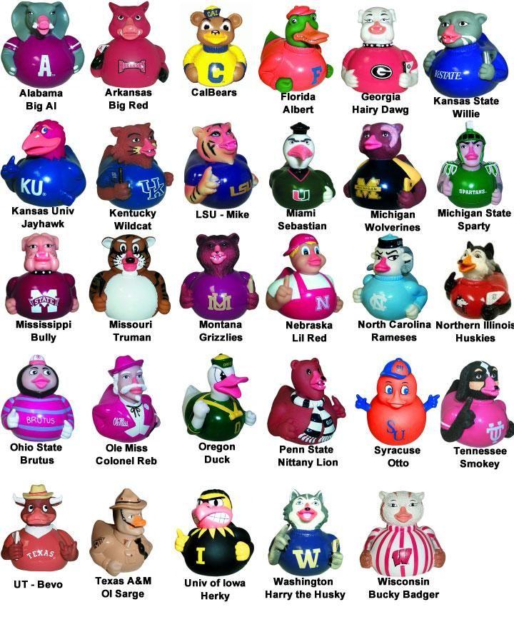 Clipart college mascots.