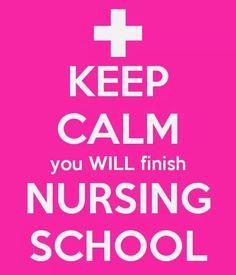 Fucking graduated!! Nursing school humor. Student nurse..