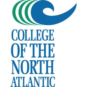 College of the North Atlantic logo, Vector Logo of College.