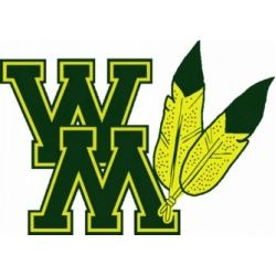 NCAA William and Mary Tribe W.