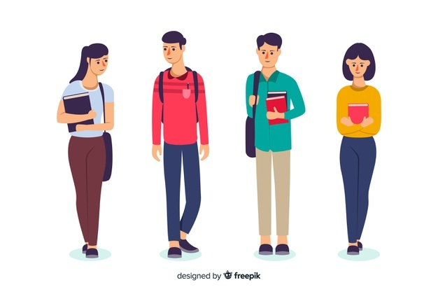 Student Vectors, Photos and PSD files.