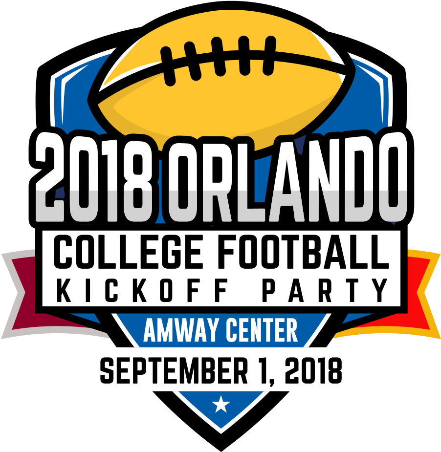 Join Us For The 2018 Orlando College Football Kickoff.
