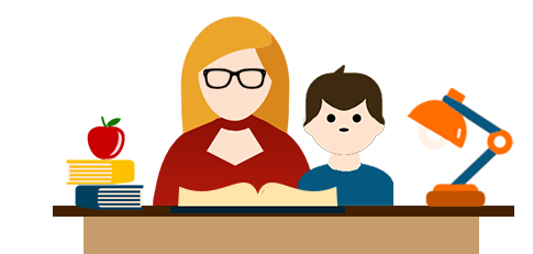 College Student clipart.