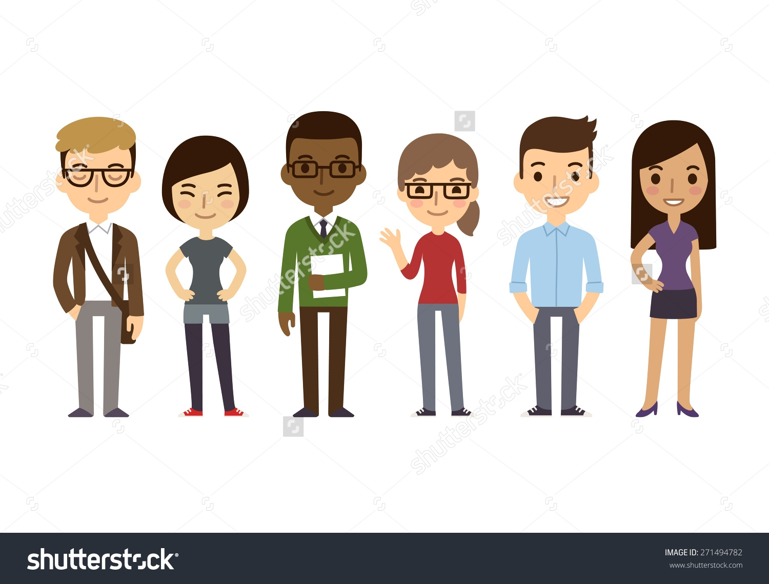 University Student Clipart Collection #419601.