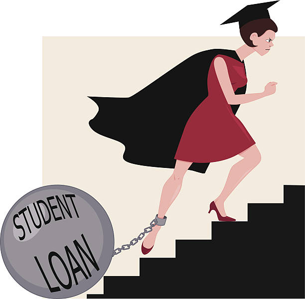 College Student Money Clip Art, Vector Images & Illustrations.