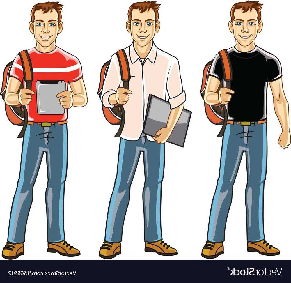Best HD College Student Vector Cdr » Free Vector Art, Images.