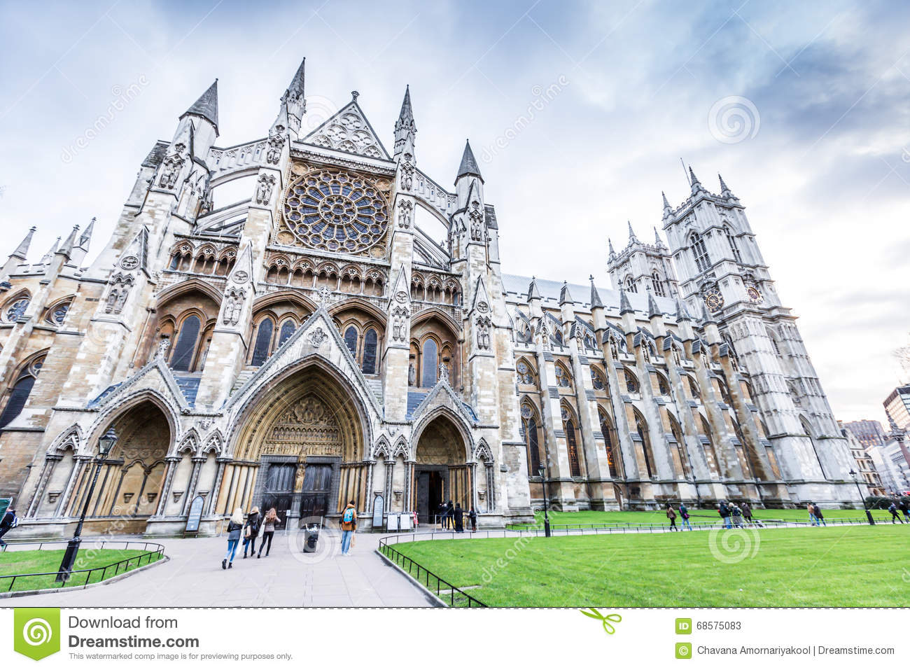 Westminster Abbey (The Collegiate Church Of St Peter At.