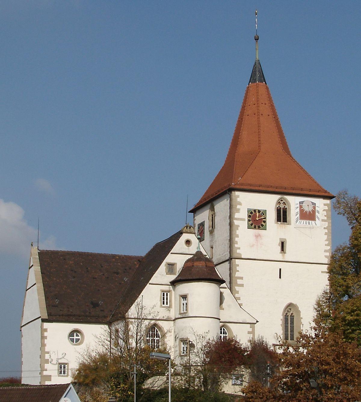 Amandus Church (Freiberg am Neckar).