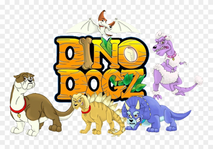 Dogz And Dinosaurs Collide Download The Free Dinodogz.