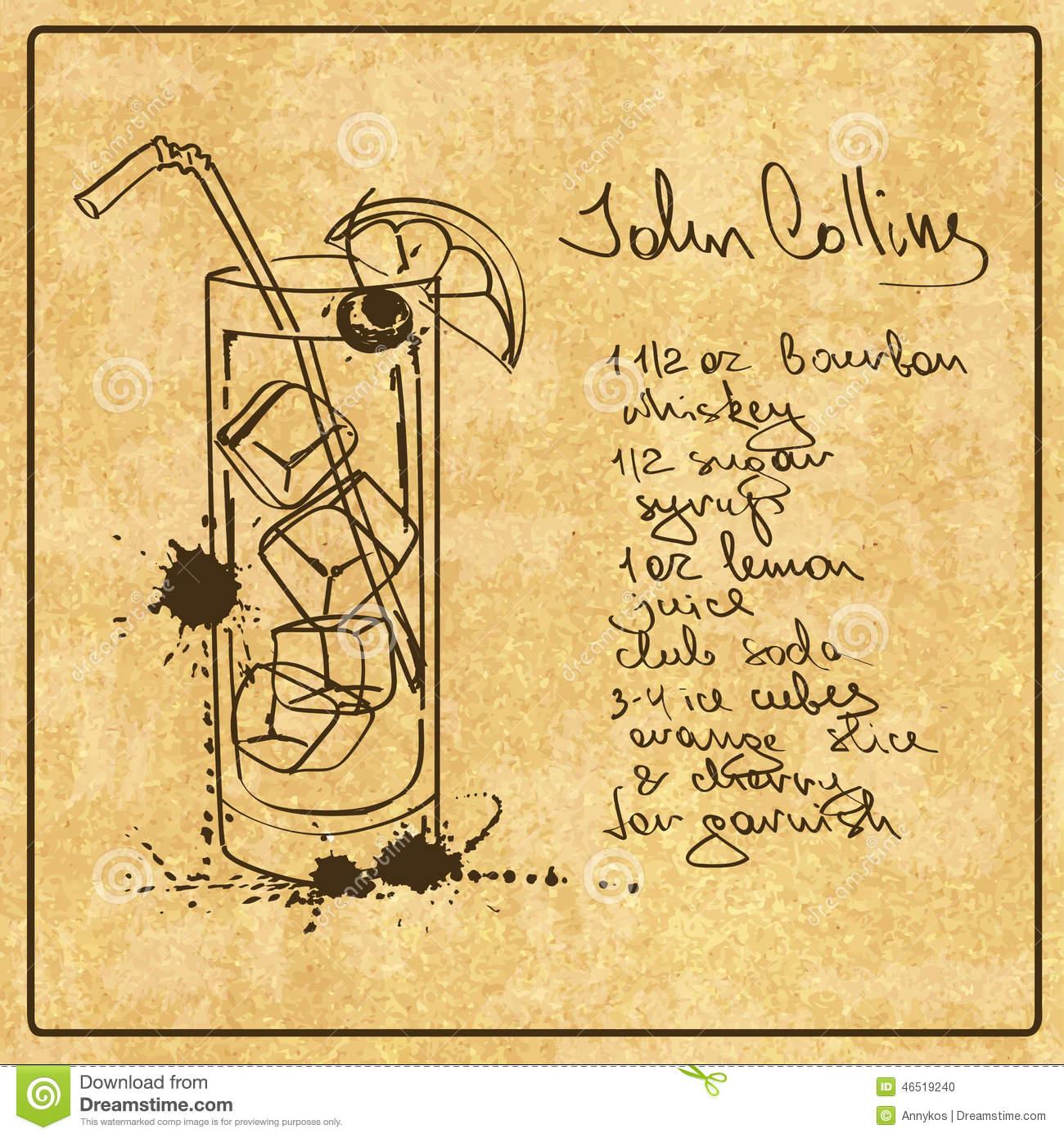Collins Stock Illustrations.